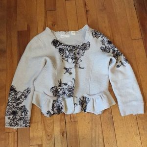 Wool sweater 100% wool medium